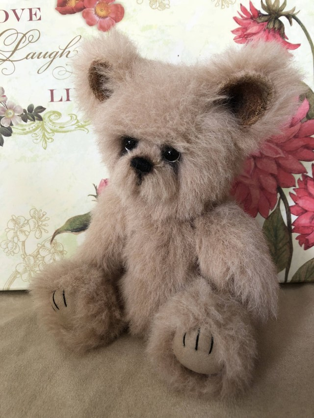 Bear Sewing Pattern Salted Caramel Teddy Bear Sewing Pattern Alaine Ferreira Bearfliar