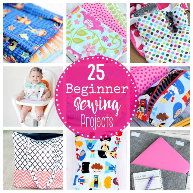 Beginner Sewing Patterns 25 Beginner Sewing Projects