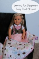 Blanket Sewing Patterns Diy Sewing For Beginners Easy Doll Blanket Home Crafts Ali
