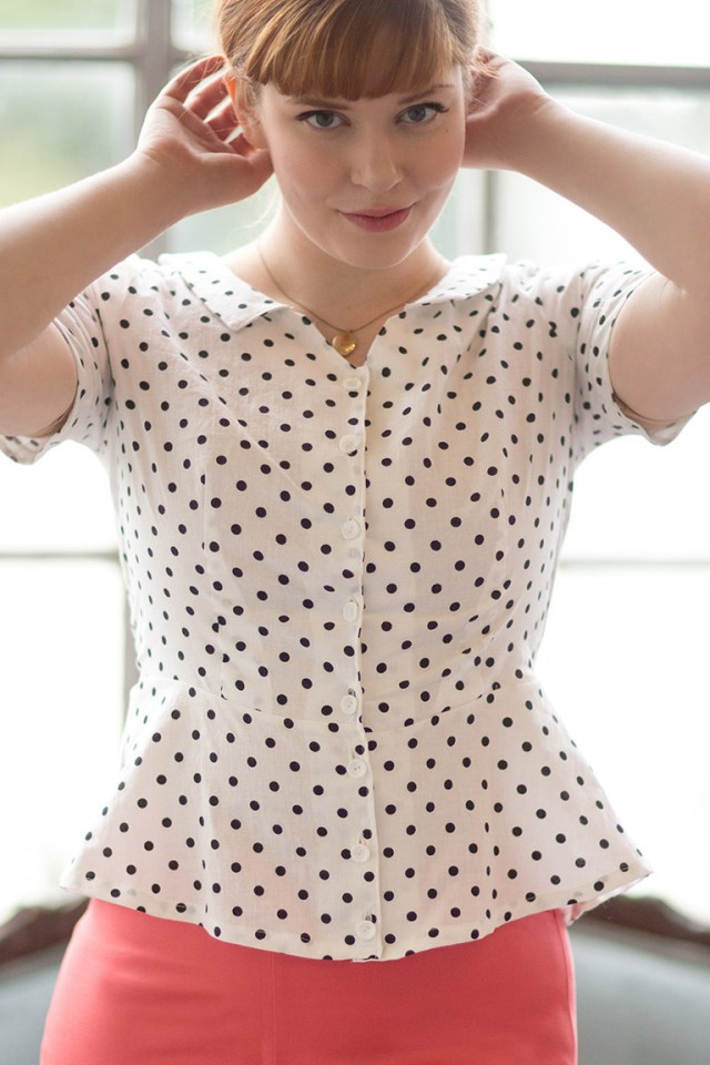Blouse Sewing Patterns Hawthorn Colette Patterns