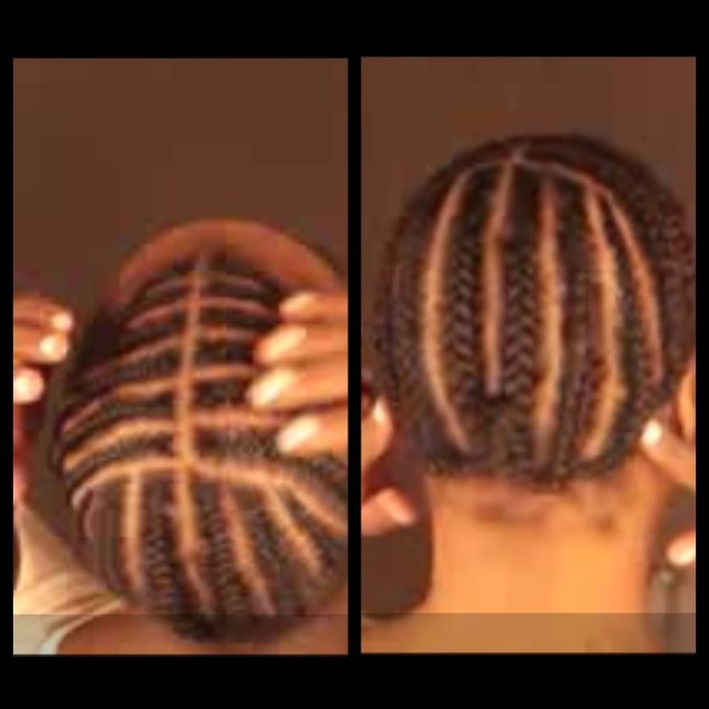 Braid Pattern For Middle Part Sew In 3way Part Closure Braid Pattern Black Hair Media Forum
