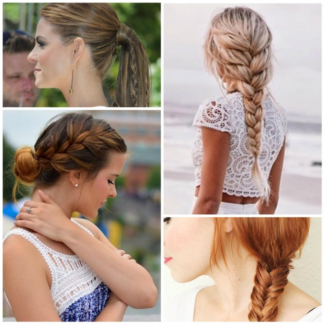 Braid Pattern For Middle Part Sew In Casual Braided Hairstyles For Long Hair Best Remy Hair For Sew In