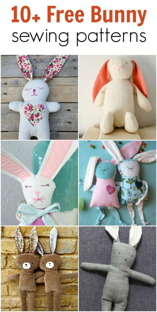 Bunny Sewing Pattern Free Easter Bunny Patterns Ba Stuff Ba Shower Ideas Too