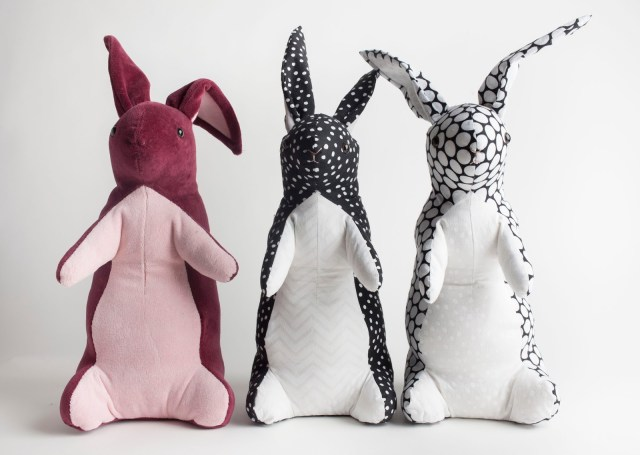 Bunny Sewing Pattern Unlikely Introducing The Velveteen Rabbit