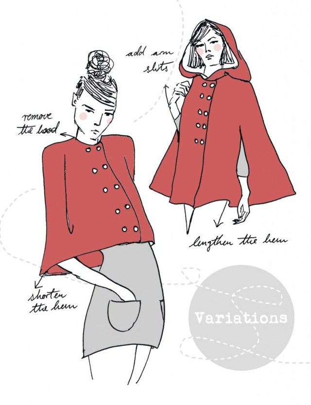 Cape Sewing Pattern The Fairy Tale Cape Pattern Download For Free Or Pay What You Like
