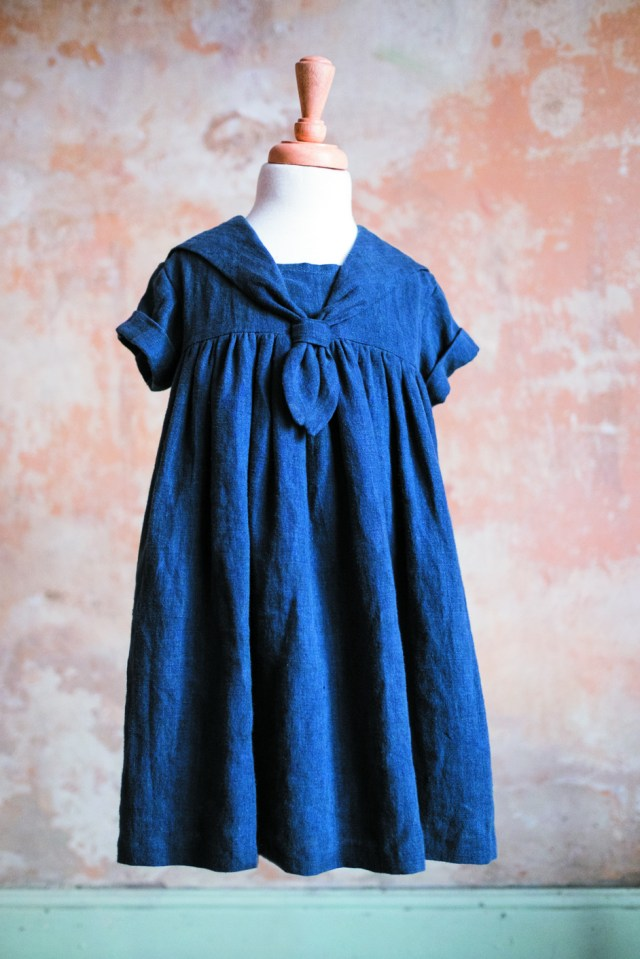 Childrens Sewing Patterns The Skipper Childrens Dress Girls Sewing Patterns From Merchants