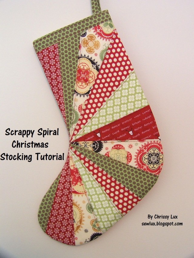 Christmas Stocking Sewing Pattern Free Simple Christmas Stocking Sewing Patterns Sew Lux Fabric And