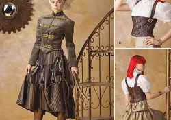 Costume Sewing Patterns Simplicity 1558 Misses Steampunk Costume In 2018 Sewing Clothes