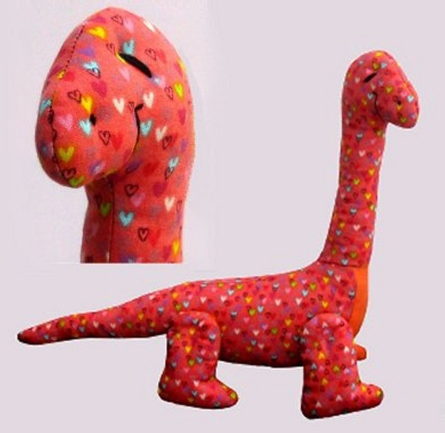 Dinosaur Sewing Pattern Dippy Dinosaur Sewing Pattern Pcbangles