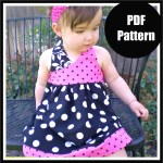 Dress Patterns Sewing Projects Easy Sewing Projects For Beginners Ba Awesome Girls Dress Pattern