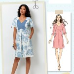 Dress Patterns Sewing Projects Introducing Lisette For Butterick B6567 Sewing Projects Tunic