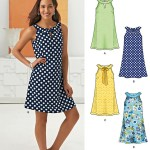 Dress Patterns Sewing Projects New Look 6263 Pattern