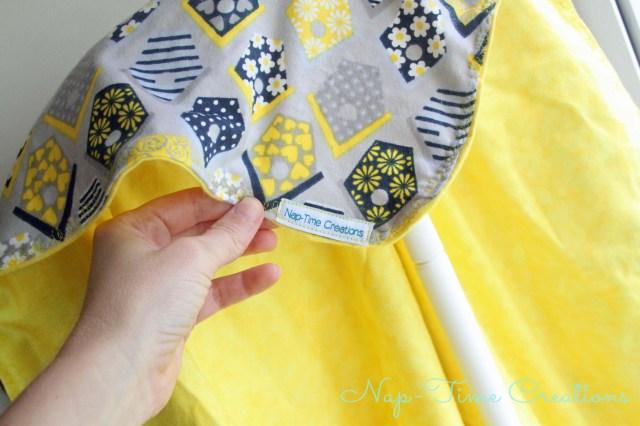 Easy Baby Blanket Sewing Patterns For Beginners Easy Ba Blanket Sewing Tutorial Life Sew Savory