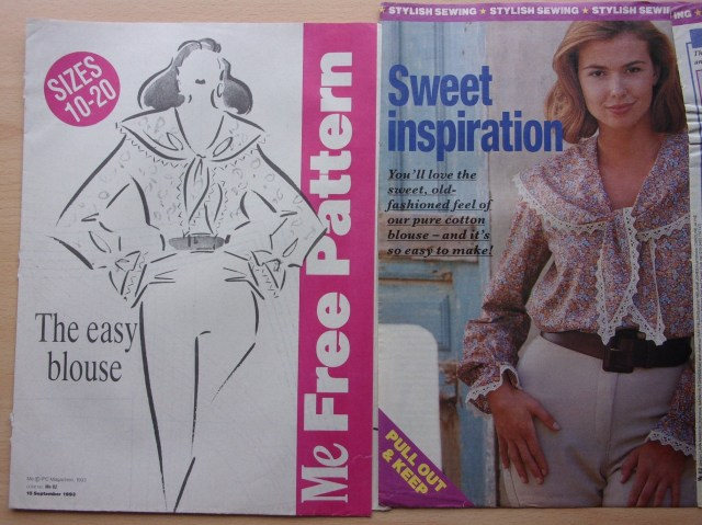 23+ Creative Image of Easy Blouse Sewing Pattern