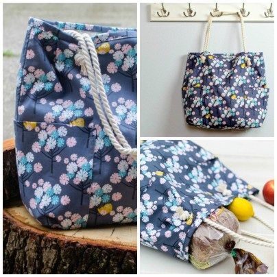 Easy Sewing Patterns Free The Ultimate List Of Fast And Easy Tote Bags To Sew With Free