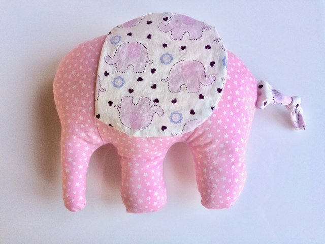 Elephant Sewing Pattern Ellie The Elephant Sewing Kit Tactile Treasures