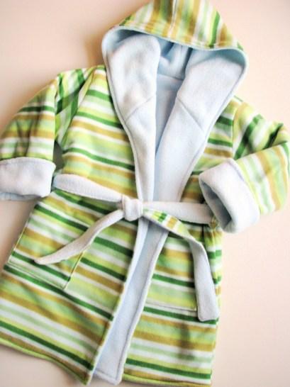 Fleece Sewing Projects Kwiksew Fleece Bathrobe Made Rae