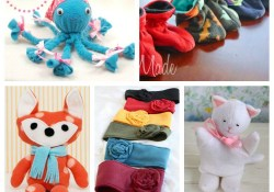 Fleece Sewing Projects Tutorials 20 Adorable Things To Make With Fleece Scraps Share Your Craft