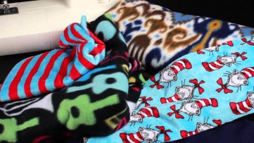 Fleece Sewing Projects What Fabric Are Fleece Socks Made Out Of Sewing Projects Youtube
