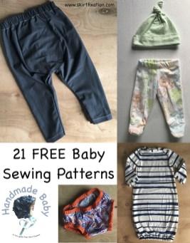 Free Baby Sewing Patterns 21 Free Ba Sewing Patterns Handmade Ba Skirt Fixation