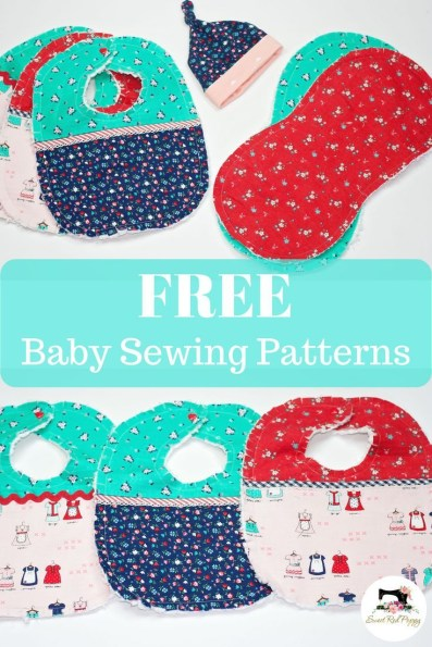 Free Baby Sewing Patterns Free Easy Ba Sewing Patterns And Tutorials The Daily Seam