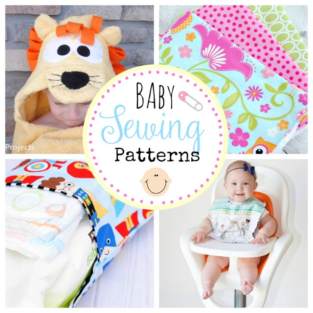 Free Sewing Patterns For Baby 25 Things To Sew For Ba