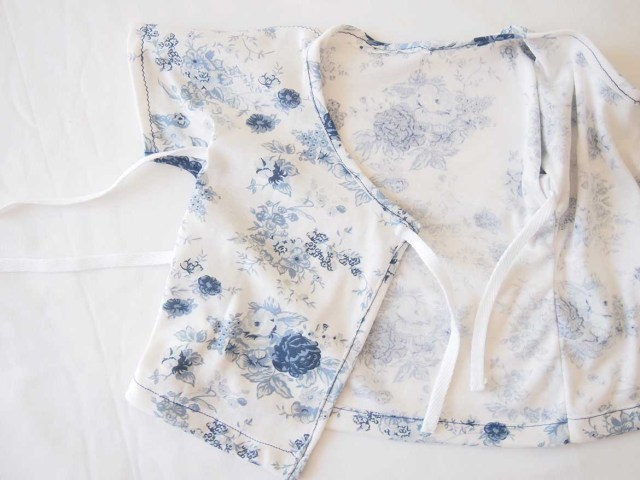 Free Sewing Patterns For Baby Free Sewing Pattern Soft And Cosy Ba Kimono Sew In Love