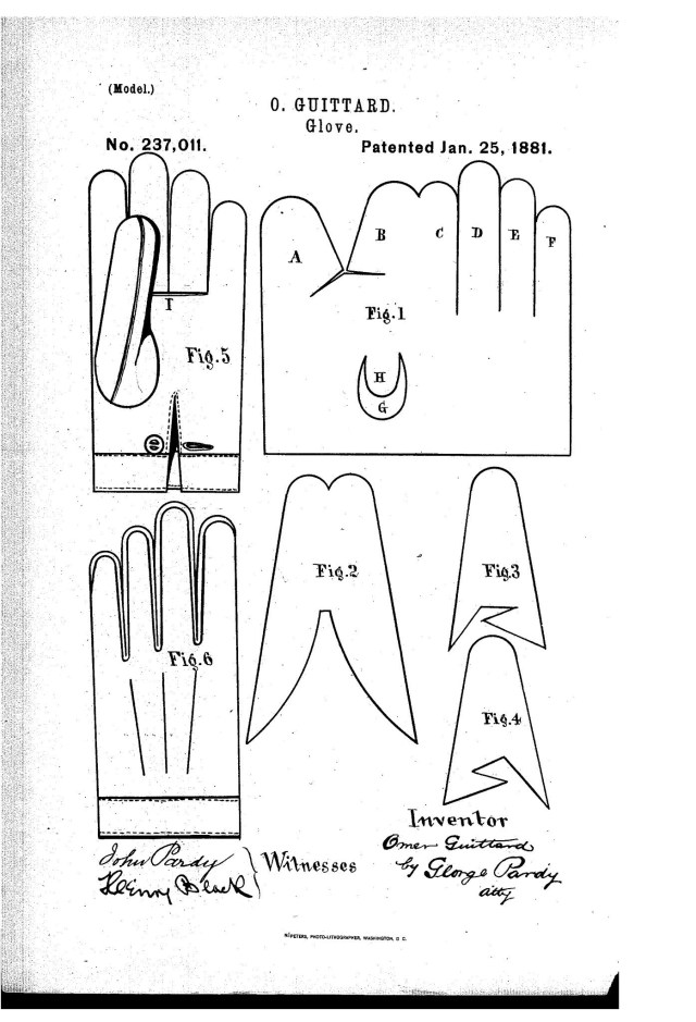 Glove Sewing Pattern Pin On Pinterest Gloves Sewing And Leather