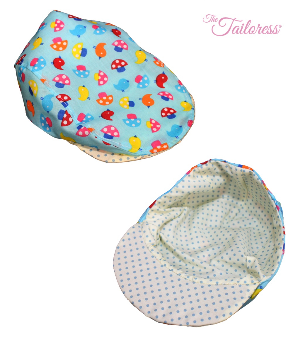 Hat Sewing Patterns George Flat Cap Pdf Sewing Pattern The Tailoress