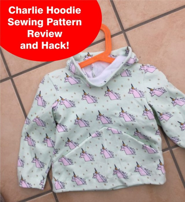 Hoodie Sewing Pattern Two Stitches Charlie Hoodie Sewing Pattern Road Test Prints To