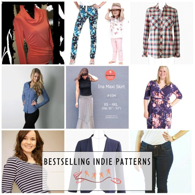 Indie Sewing Patterns Best Selling Indie Sewing Patterns 10816 Patternreview Blog