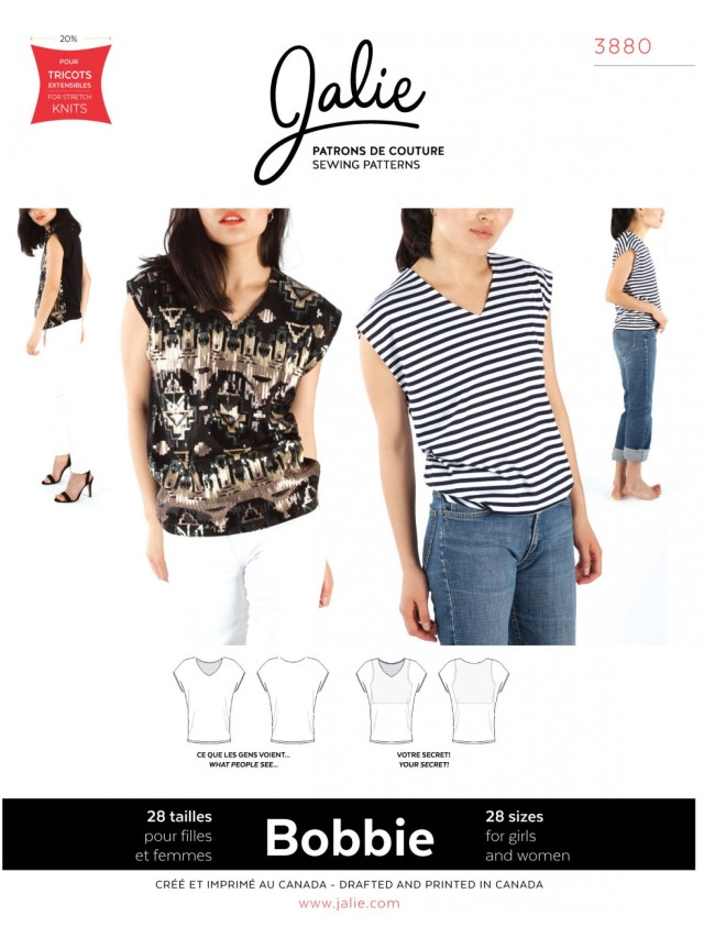 Indie Sewing Patterns Bobbie V Neck Top Patterns Indie Pinterest Sewing Patterns