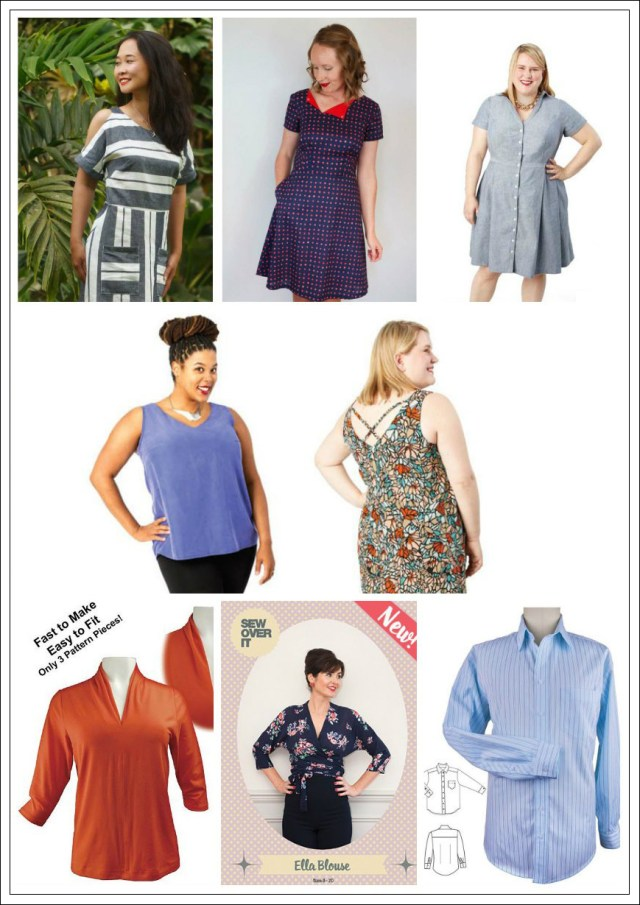 Indie Sewing Patterns New Indie Patterns June Edition Giveaway 61417 Patternreview
