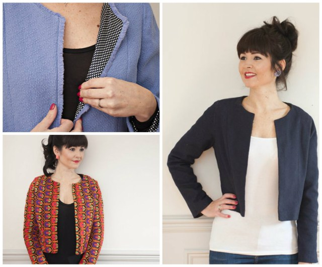 Indie Sewing Patterns Sew Over It Coco Jacket