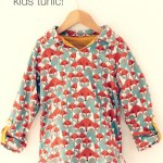 Kids Patterns Sewing Kids Tunic Free Pattern To Download Diy Sewing For Little