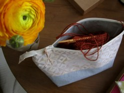 Knitting Bag Sewing Pattern Projects Sewing Crafting A Better Life