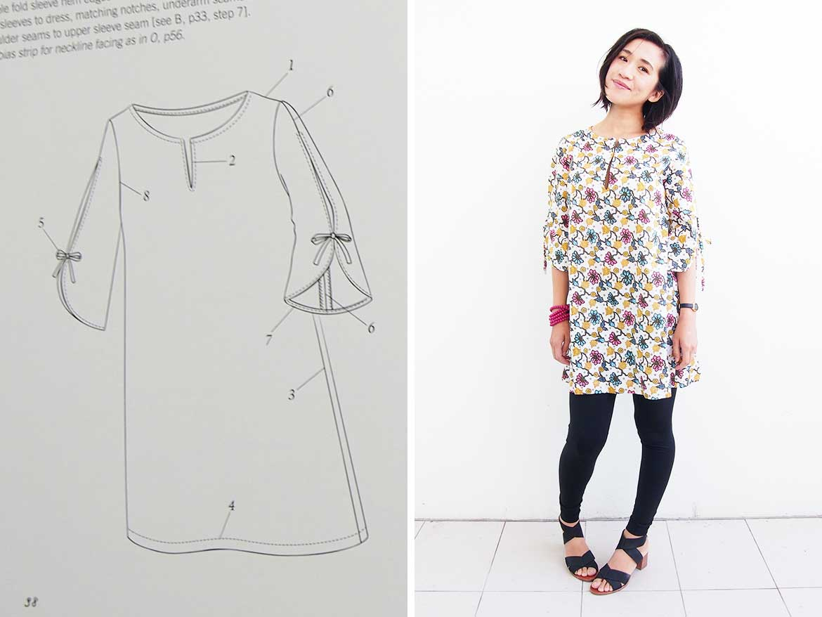 Linen Tunic Sewing Pattern Tunic Dress Is This The Best Japanese Sewing Pattern Maker Sew