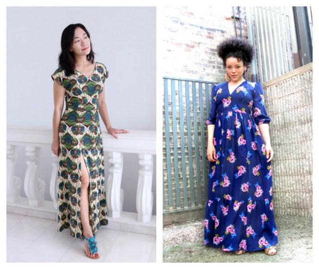 Maxi Dress Sewing Pattern Sewing Pattern Maxi Dress Cocktail Dresses 2016