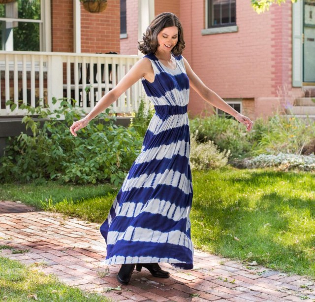 Maxi Dress Sewing Pattern The 7 Cutest Maxi Dress Patterns Project Kits For Spring