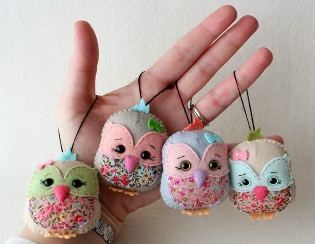 Owl Sewing Pattern Gingermelon Dolls Free Pattern Little Lark Lavender Sachet