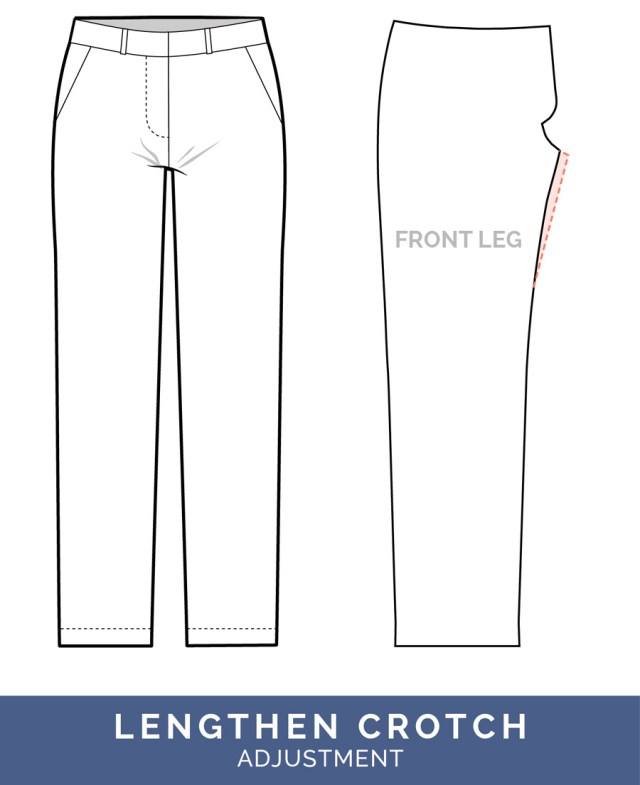 Pants Sewing Pattern Pants Fitting Adjustments Best Tips For Pants Fitting The Sasha