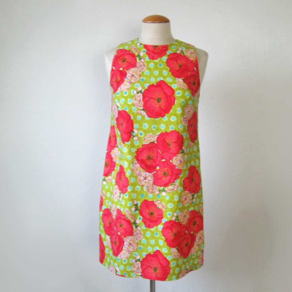Pattern Design Sewing Dresses How To Sew Your First Dress A Step Step Photo Tutorial