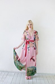 Pattern Design Sewing Dresses Sewing Diy Cut And Sew Wrap Dress