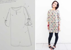 Pattern Design Sewing Dresses Tunic Dress Is This The Best Japanese Sewing Pattern Maker Sew