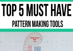 Pattern Making Sewing Ideas Top 5 Must Have Pattern Making Tools Sewing Pinterest Sewing
