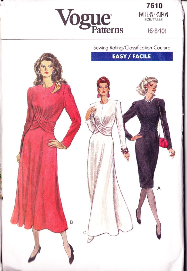 Prom Dress Sewing Patterns Easy Sewing Pattern Draped Dress Pattern Evening Dress Long