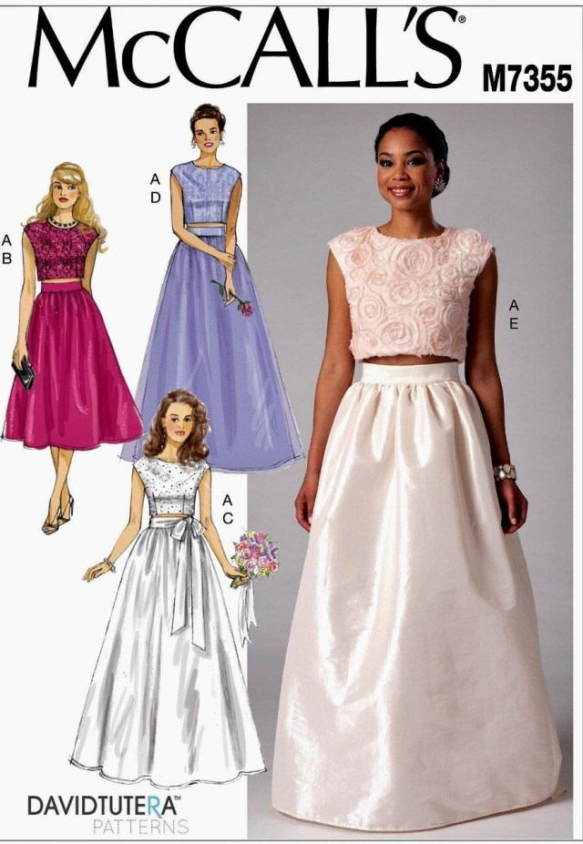 21+ Elegant Photo of Prom Dress Sewing Patterns