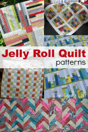 Quilting Patterns Easy Jelly Roll Quilt Ideas The Sewing Loft