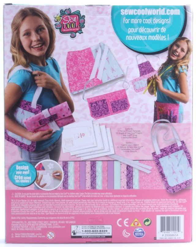 Sew Cool Patterns Sew Cool Sewing Toys Buy Online From Fishpondconz