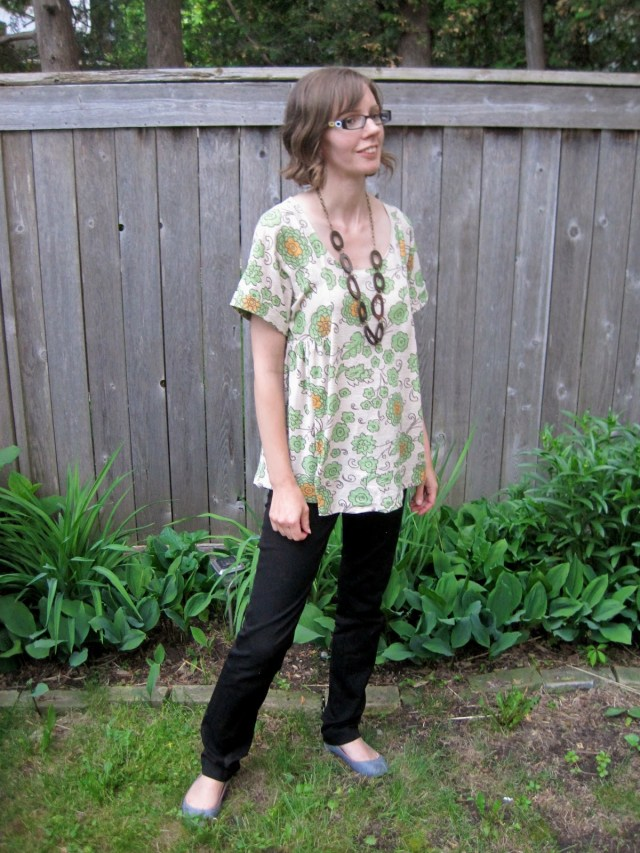 Sew Liberated Patterns Old House Mama Sew Liberated Paloma Top And Giveaway Closed